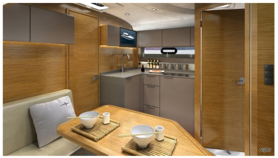 BAV_SPORT 360 Galley